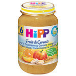 HIPP Бебешка пълнозърнеста каша с пълнозърнести култури 6м+ 190 гр.